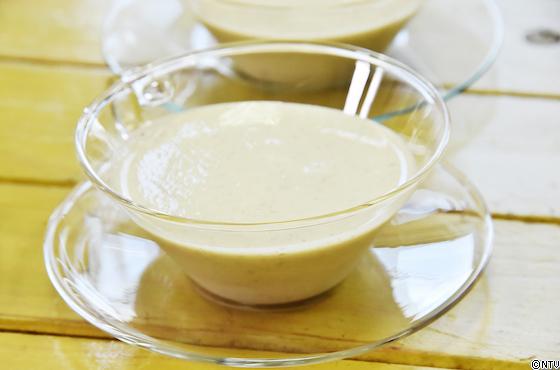 青空レストラン レシピ 作り方 6月22日 群馬 伊勢崎 ごぼう しょうゆスコ 冷製スープ