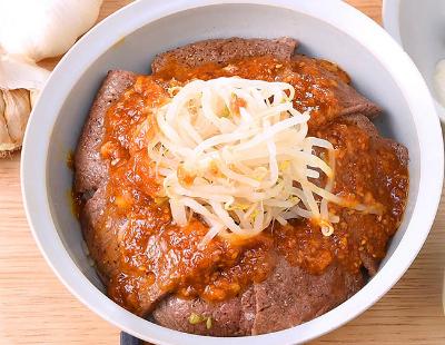 男子ごはん レシピ 作り方 国分太一 栗原心平 スタミナ定食 牛カルビ丼