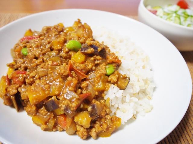 ヒルナンデス 豆腐 アレンジレシピ オイル漬け豆腐 キーマカレー