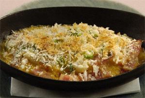 上沼恵美子のおしゃべりクッキング レシピ 作り方 長芋のとろとろ焼き