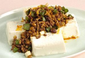 上沼恵美子のおしゃべりクッキング レシピ 作り方 豆腐の納豆肉みそ