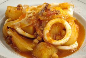 上沼恵美子のおしゃべりクッキング レシピ 作り方 イカ いかとじゃがいものトマト煮込み