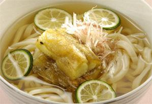 上沼恵美子のおしゃべりクッキング レシピ 作り方 焼きナスの冷やしうどん