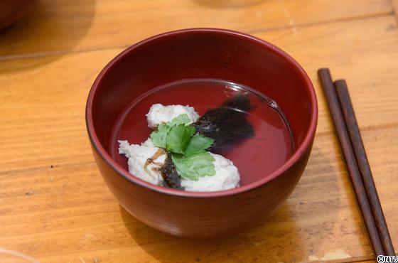 青空レストラン レシピ 作り方 とびうお アゴだし つみれ汁