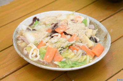 青空レストラン レシピ 作り方 とびうお アゴだし 八宝菜