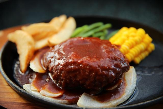教えてもらう前と後 時短調理 楽はや美味しい料理 ハンバーグ
