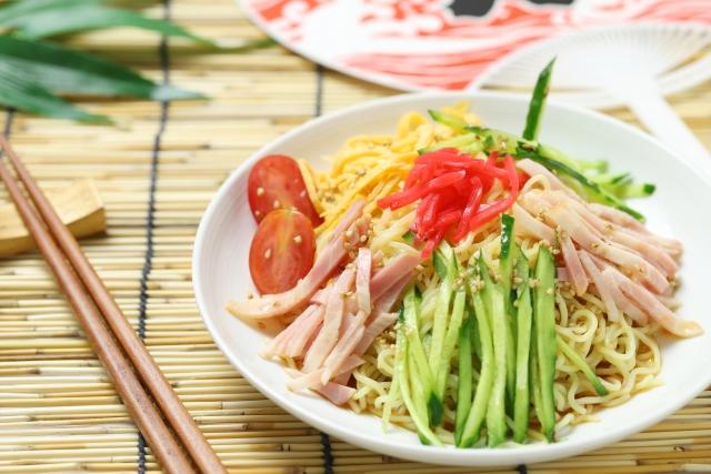 ヒルナンデス レシピ 料理の超キホン検定 作り方 材料 冷やし中華