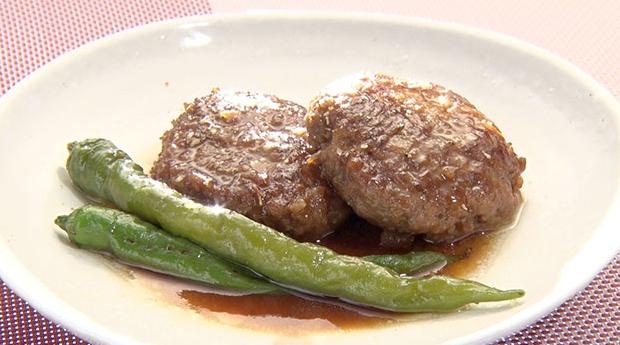 魔法のレストラン レシピ 作り方 材料 ミシュラン菊乃井 村田流 肉汁たっぷり照り焼きハンバーグ