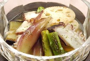上沼恵美子のおしゃべりクッキング レシピ 作り方 マリネ たこと夏野菜の柚子風味