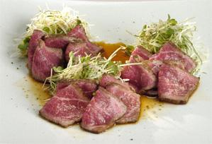 上沼恵美子のおしゃべりクッキング レシピ 作り方 牛肉のたたき 柚子風味