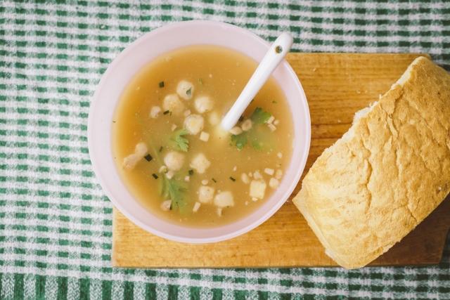 ヒルナンデス 木金レシピ 作り方 冷凍食品 簡単スープ