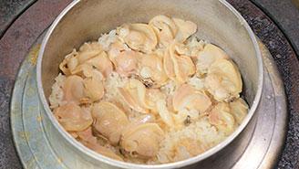 相葉マナブ 釜飯 釜1グランプリ なるほどレシピ 旬の産地ごはん 作り方 材料 ハマグリ