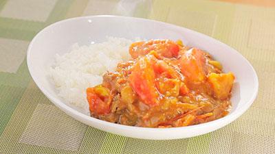 相葉マナブ なるほどレシピ 旬の産地ごはん 作り方 材料 トマト 無水カレー