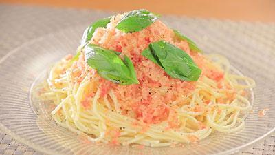 相葉マナブ なるほどレシピ 旬の産地ごはん 作り方 材料 トマト 冷凍トマト 冷製パスタ