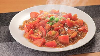 相葉マナブ なるほどレシピ 旬の産地ごはん 作り方 材料 トマト 麻婆トマト麺