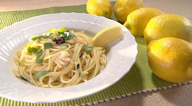 レモンペペロンチーノ 魔法のレストラン レシピ 作り方 材料