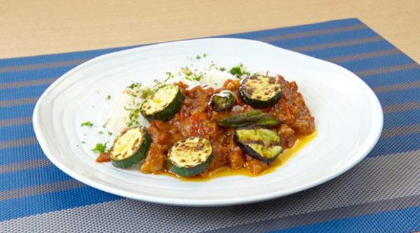 魔法のレストラン レシピ 作り方 材料 夏野菜ゴロゴロトマトカレー