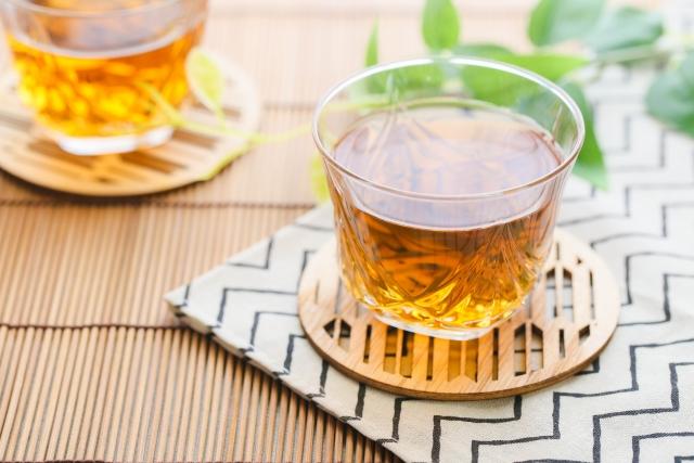 教えてもらう前と後 麦茶 うめはち麦茶 作り方