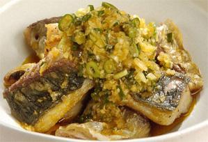 上沼恵美子のおしゃべりクッキング レシピ 作り方 ピリ辛グルメ あじの山椒風味