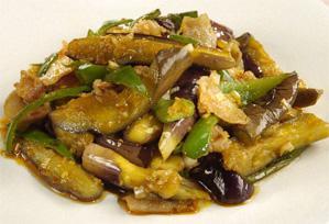 上沼恵美子のおしゃべりクッキング レシピ 作り方 簡単スピードメニュー ナスと豚肉のピリ辛炒め