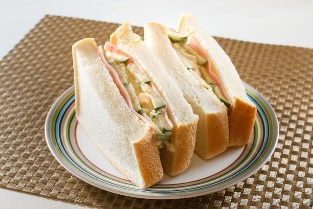 世界一受けたい授業 ホテルニューーオータニ サンドイッチ レシピ 作り方