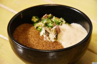 青空レストラン レシピ 作り方 スーパーフード アマランサス ネバネバ丼