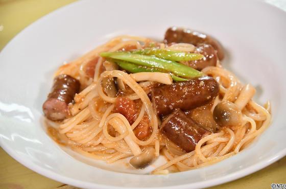 青空レストラン レシピ 作り方 スーパーフード アマランサス トマトパスタ