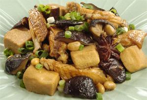 上沼恵美子のおしゃべりクッキング レシピ 作り方 乾物 手羽と椎茸の醤油煮込み