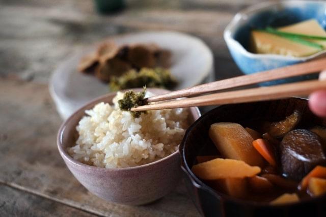 あさイチ 作り方 材料 レシピ ごはんのおとも 新米
