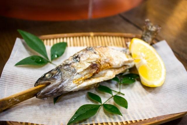 青空レストラン レシピ 作り方 ヤマメ 茨城