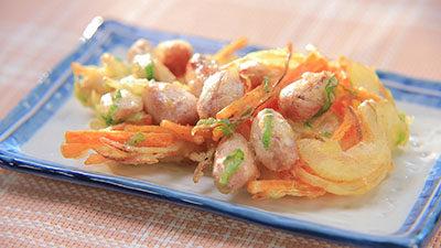 相葉マナブ なるほどレシピ 旬の産地ごはん 作り方 材料 落花生 ピーナッツ