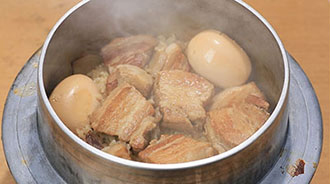 角煮ご飯 炊飯器