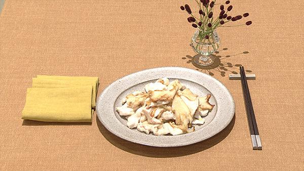 あさイチ 作り方 材料 レシピ 夢の3シェフ競演 きのこ料理