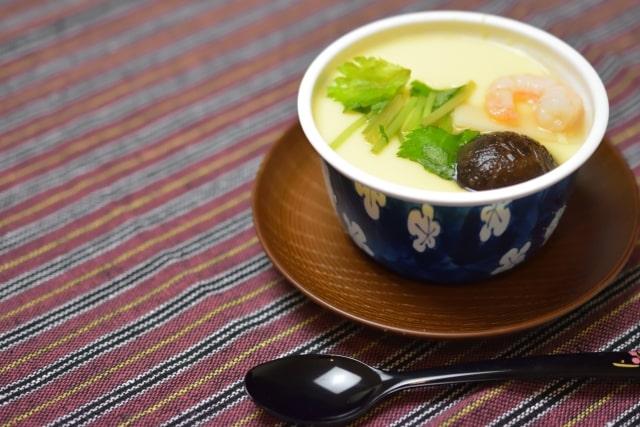 ヒルナンデス レシピ 作り方 南極料理人 リメイクレシピ エビの殻 茶碗蒸し