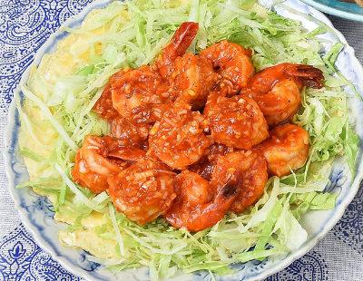 男子ごはん レシピ 作り方 国分太一 栗原心平 簡単中華料理 エビチリ