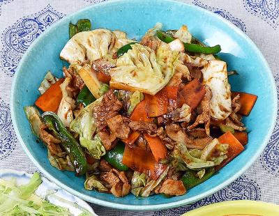男子ごはん レシピ 作り方 国分太一 栗原心平 簡単中華料理 回鍋肉