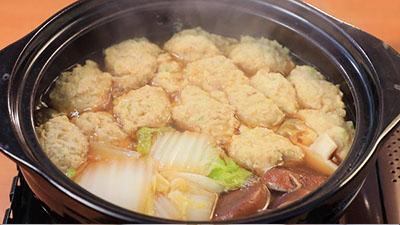相葉マナブ 作り方 材料 マナブ自然薯堀り 自然薯鍋