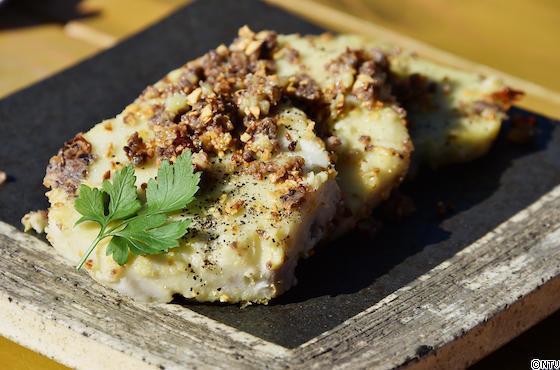青空レストラン レシピ 作り方 里芋 丸系八つ頭 アンチョビソテー