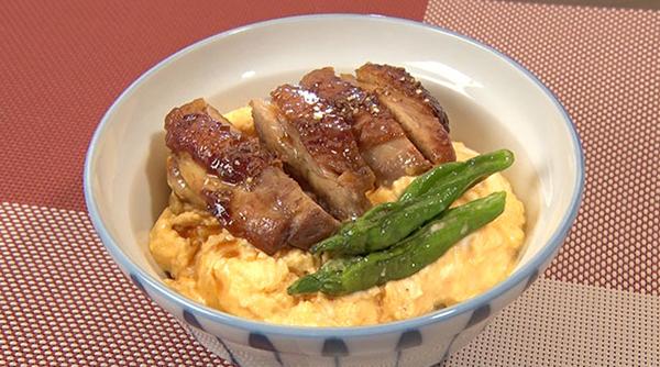 魔法のレストラン レシピ 作り方 材料 菊乃井 村田 照り焼き親子丼