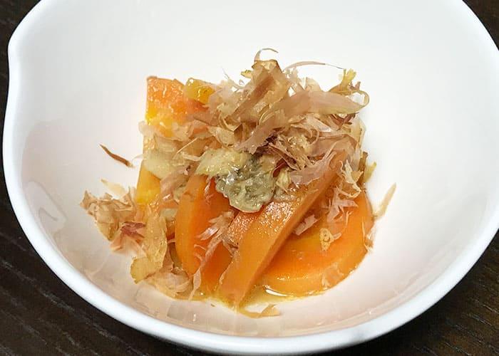木金レシピ ニンジンとツナの煮ない煮物 鰹節 追加 オススメ