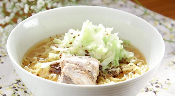 沸騰ワード レシピ 伝説の家政婦 志麻さん 作り置き サバ缶味噌ラーメン