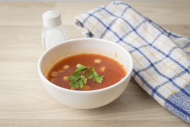 キャスト レシピ コンビニ食材アレンジレシピ 辛みそスープ