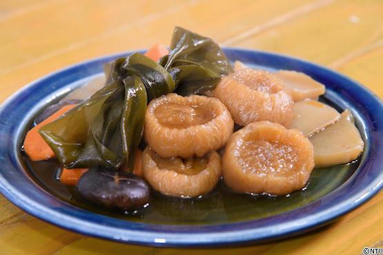青空レストラン レシピ 作り方 宮城 へそ大根 干物 乾物 煮物