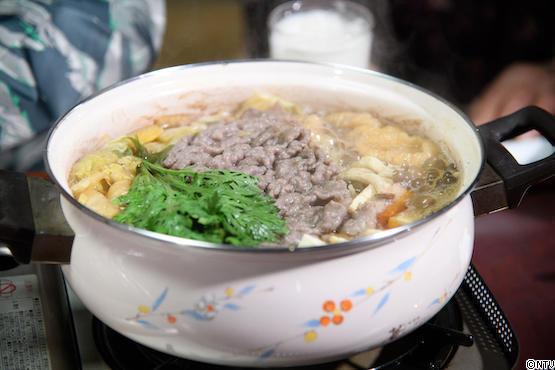 青空レストラン レシピ 作り方 宮城 へそ大根 干物 乾物 すき焼き