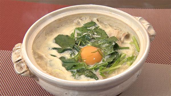 真帆のレストラン ミシュラン 菊乃井 村田 豆乳鍋焼きうどん