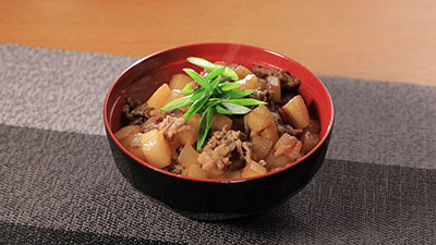 相葉マナブ レシピ 旬の産地ごはん 作り方 材料 姉崎だいこん 大根のバター炒め丼