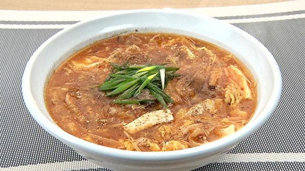 魔法のレストラン レシピ 作り方 材料 エスサワダ サンラータン麺