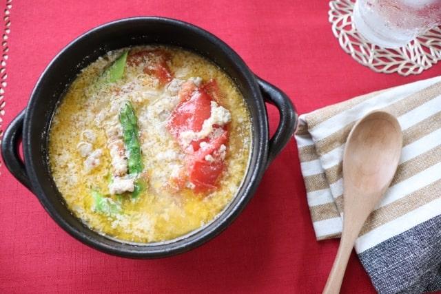ヒルナンデス 10分でできるスープ レシピ 有賀薫