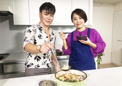 スッキリ レシピ Atsushi 魔法のビューティー鍋 美腸レシピ