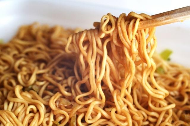新説所JAPAN レシピ 焼きそば カップ焼きそば アレンジレシピ